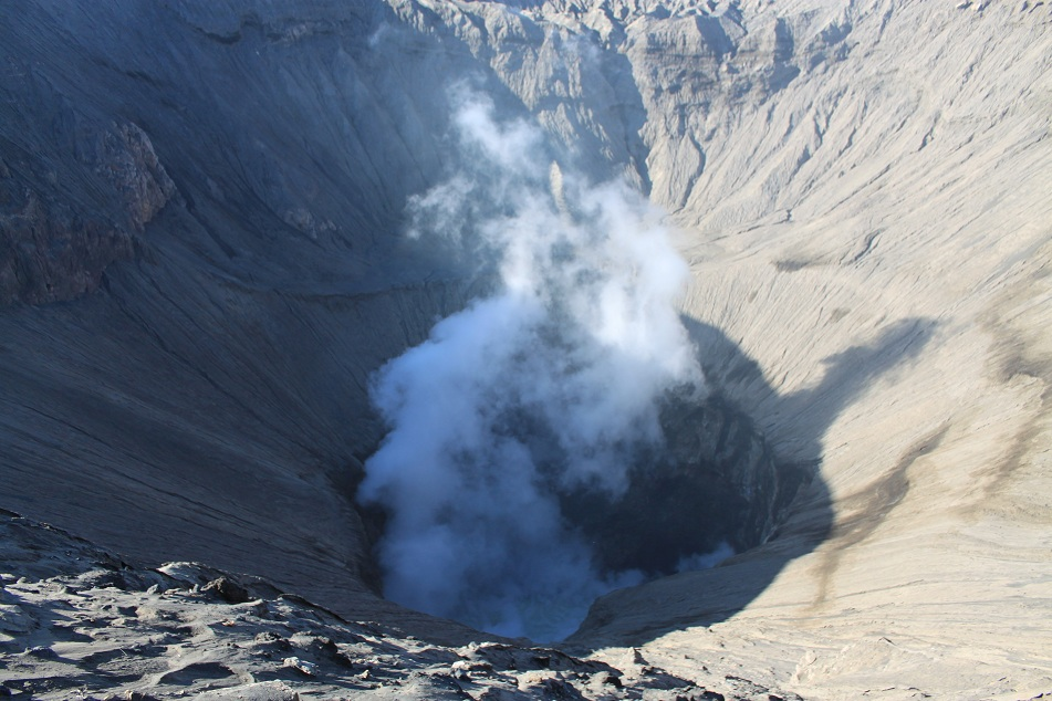 Restless Crater