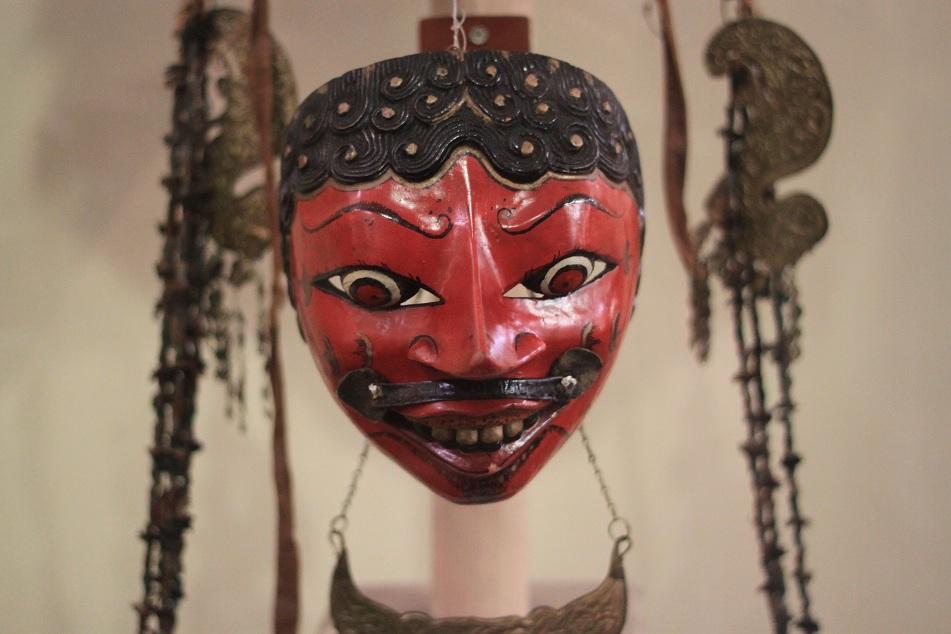 Kelana Mask – Cirebon, West Java