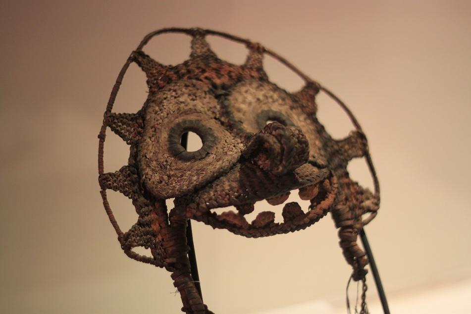 Mask – Papua (Western New Guinea)