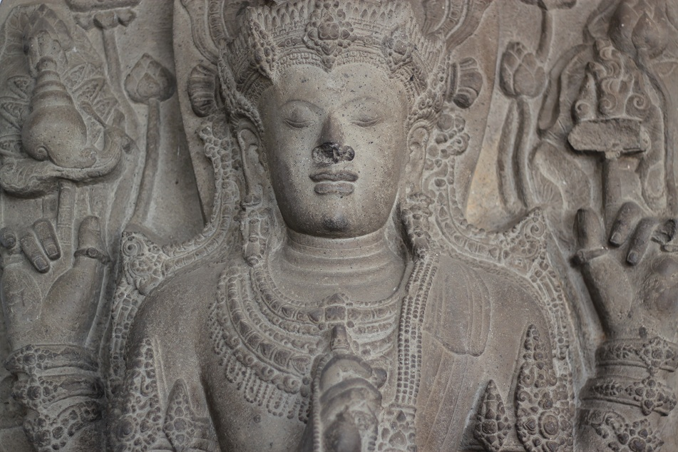 A Hindu Deity