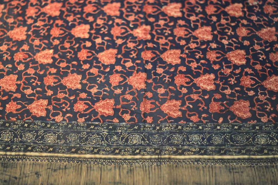 Traditional Cloth of Jambi, Sumatra