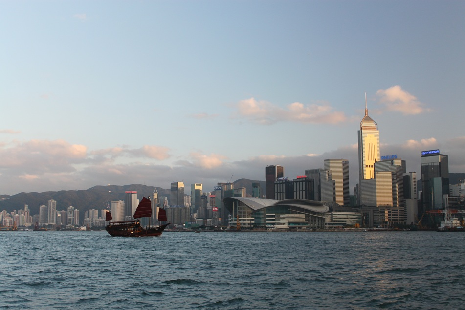 Hong Kong - First Trip in 2012