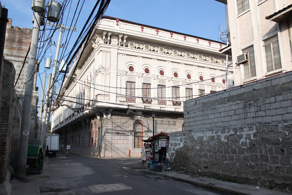 The Back Alley