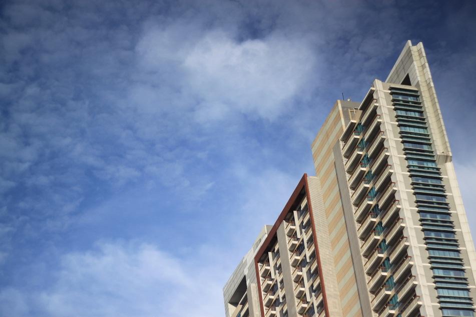 Morning Sky over Kemang