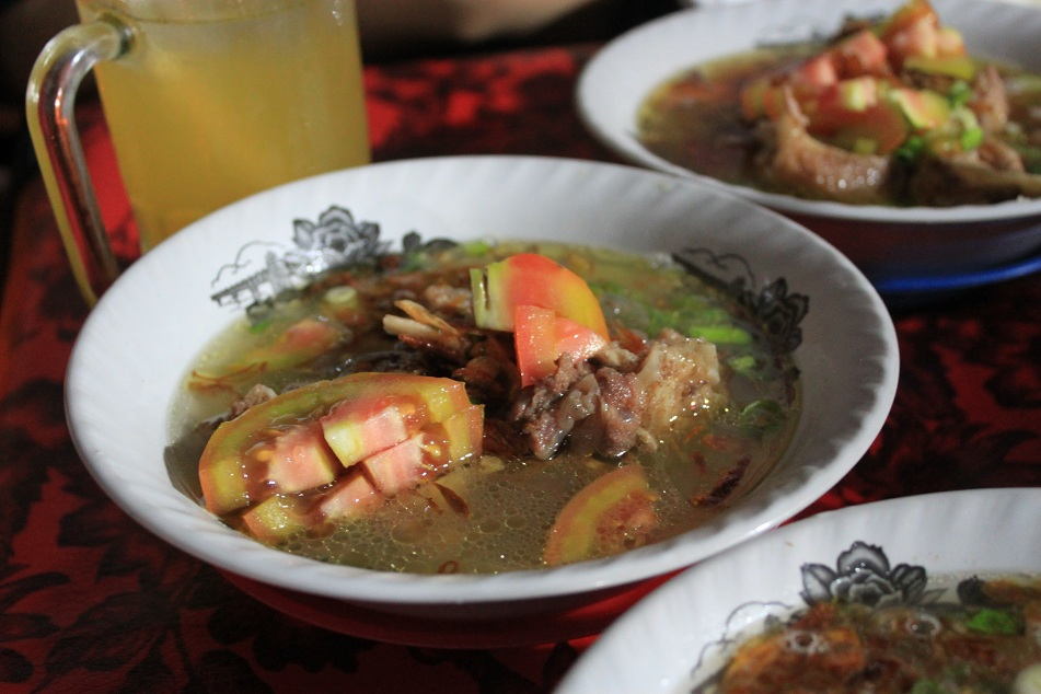 Soto Daging Sapi (Beef Soto) – Not Necessarily Native to Cirebon but This One was Special