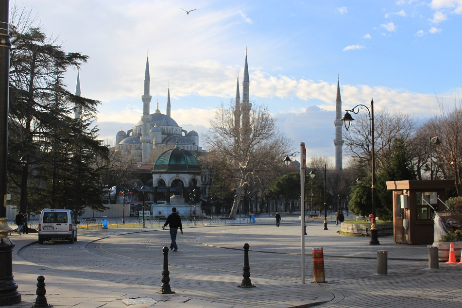Sultanahmet Neighborhood, the Center of Istanbul's Old City
