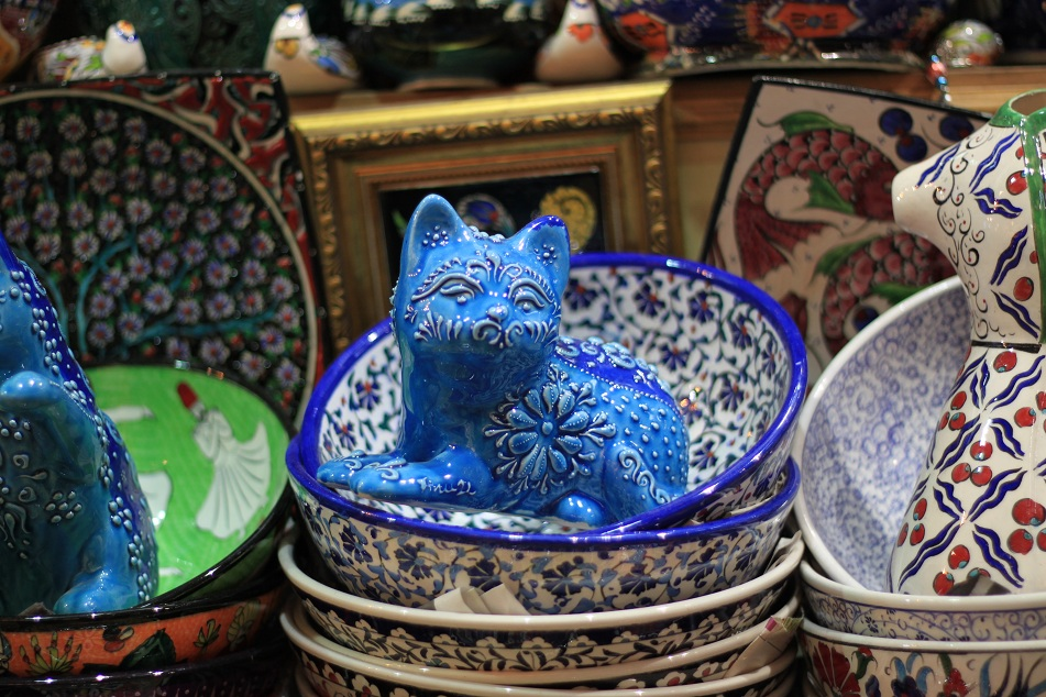 Blue Cat, Grand Bazaar