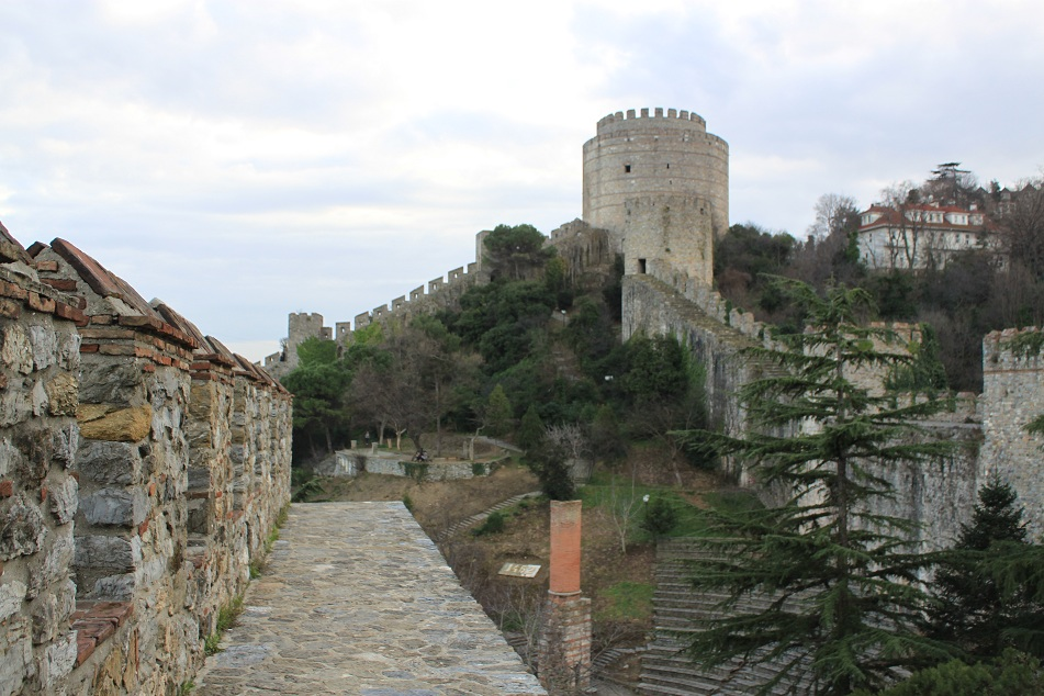 The Tower of Zağanos Pasha