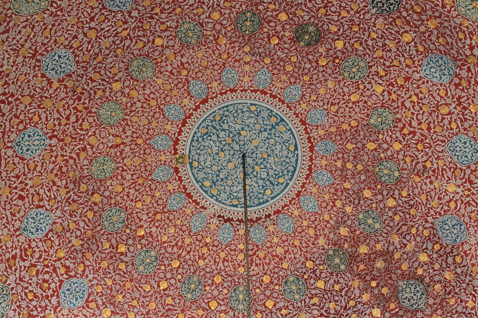 Ceiling Decorations, Baghdad Kiosk