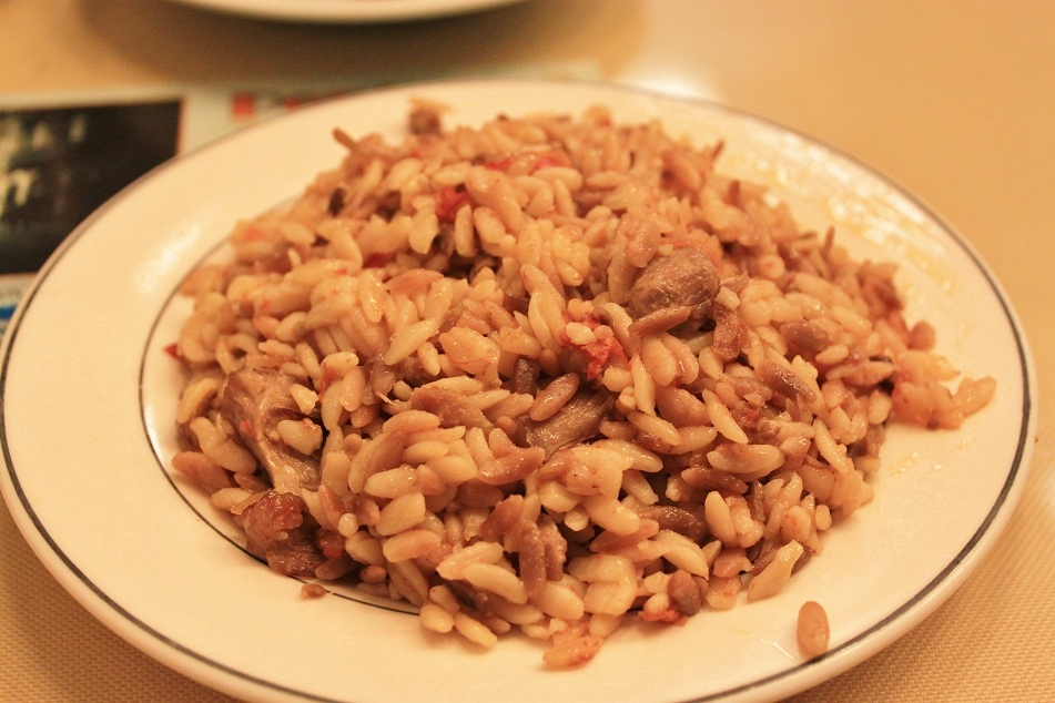 Turkish Fried Rice