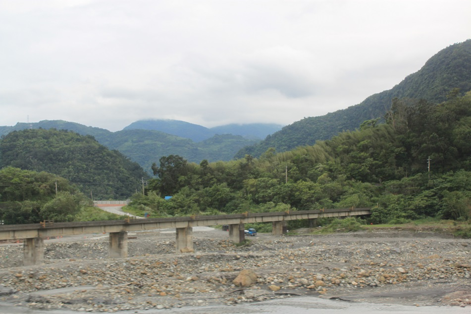 The Landscape of Taiwan's Mountainous Regions