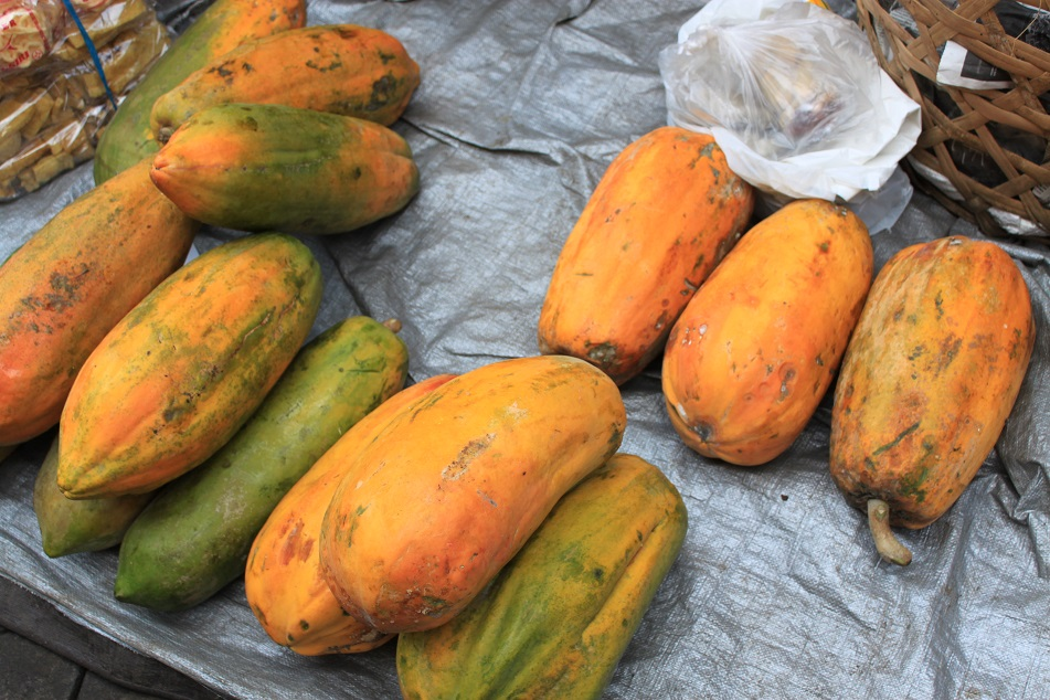 Massive Papayas