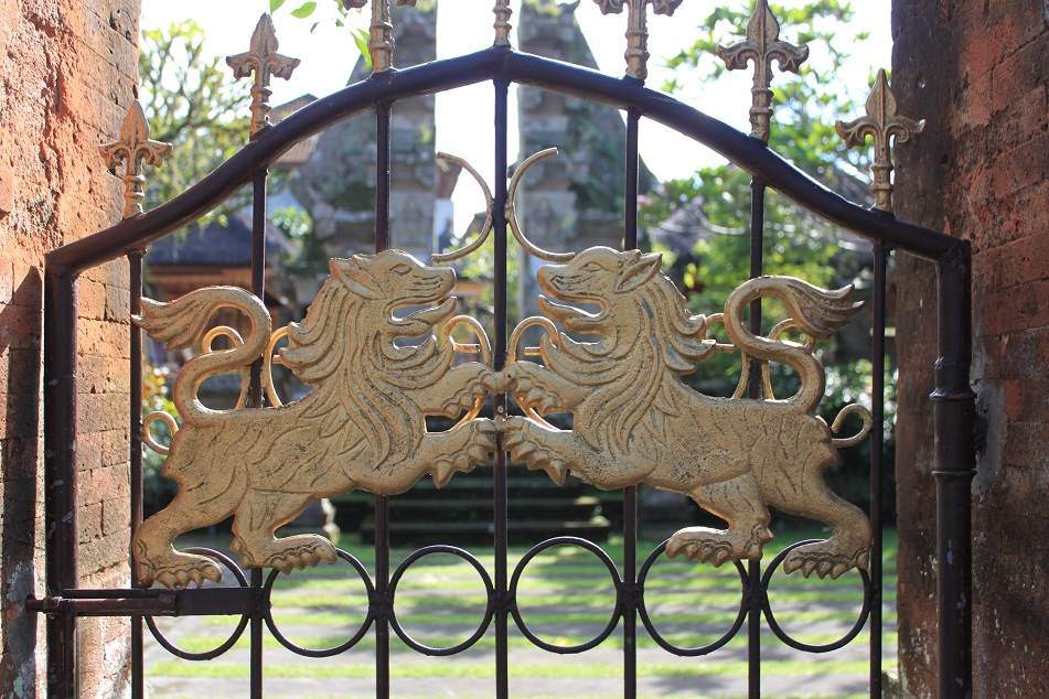 A Balinese Gated Residence