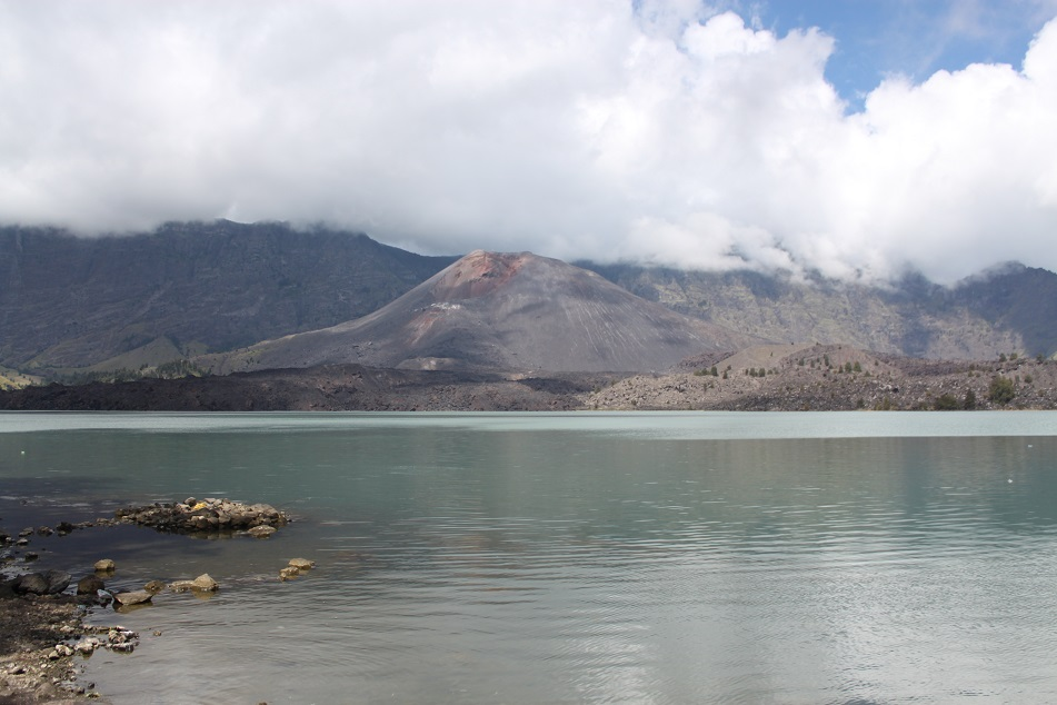 Mount Baru and Segara Anak