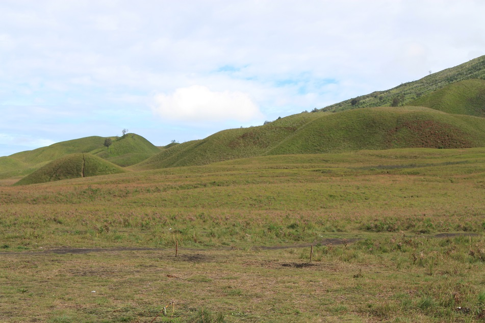 The Teletubbies Hill as Locals Call It