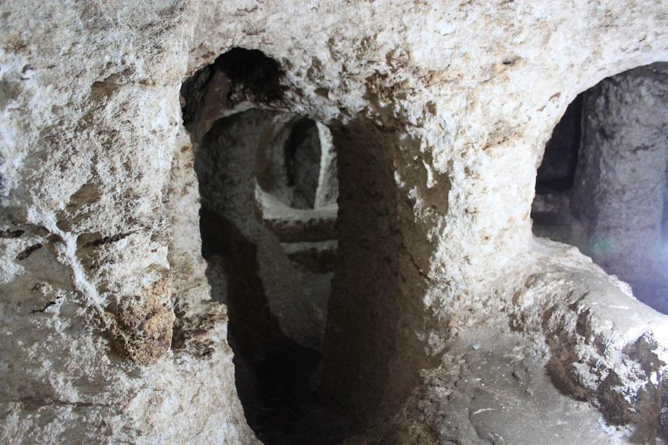 Underground Chambers