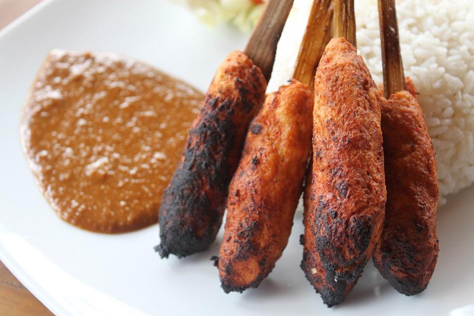 Sate Pusut Ayam