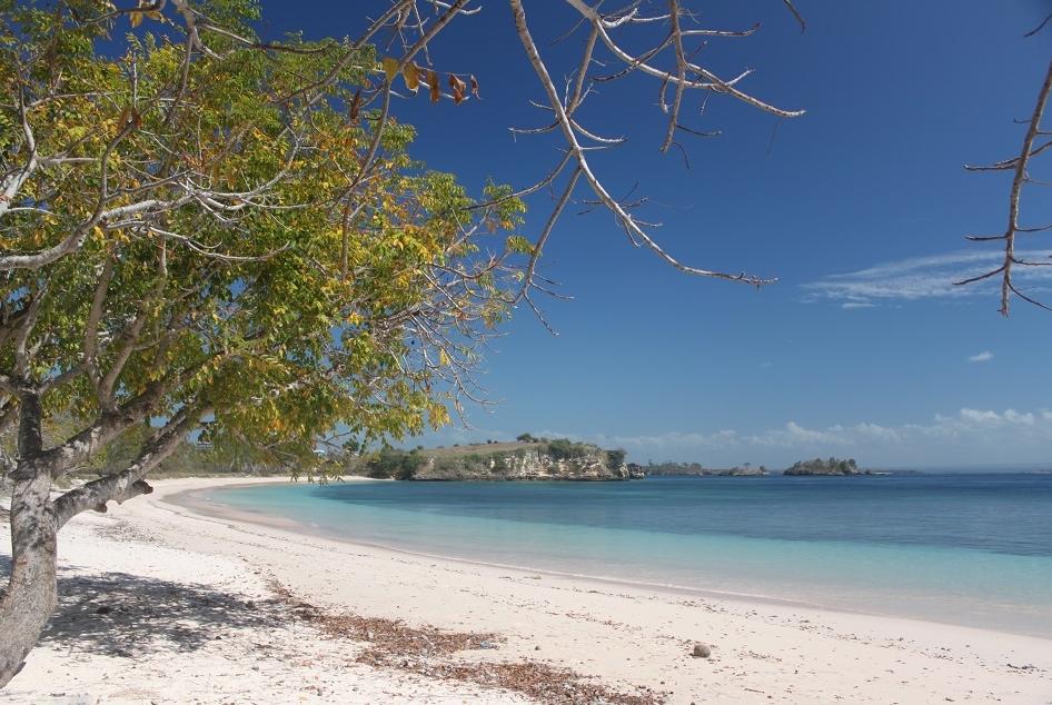 A Pure Shore, Pink Beach