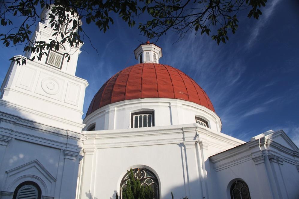 The Peace-Exuding Gereja Blenduk