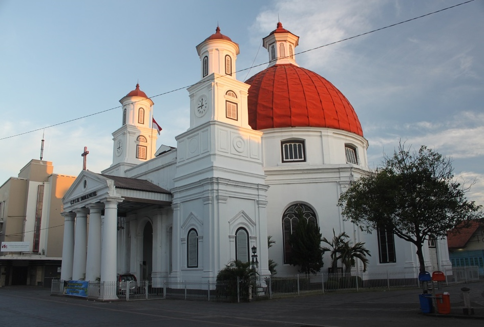 The Landmark of Kota Lama (Outstadt)