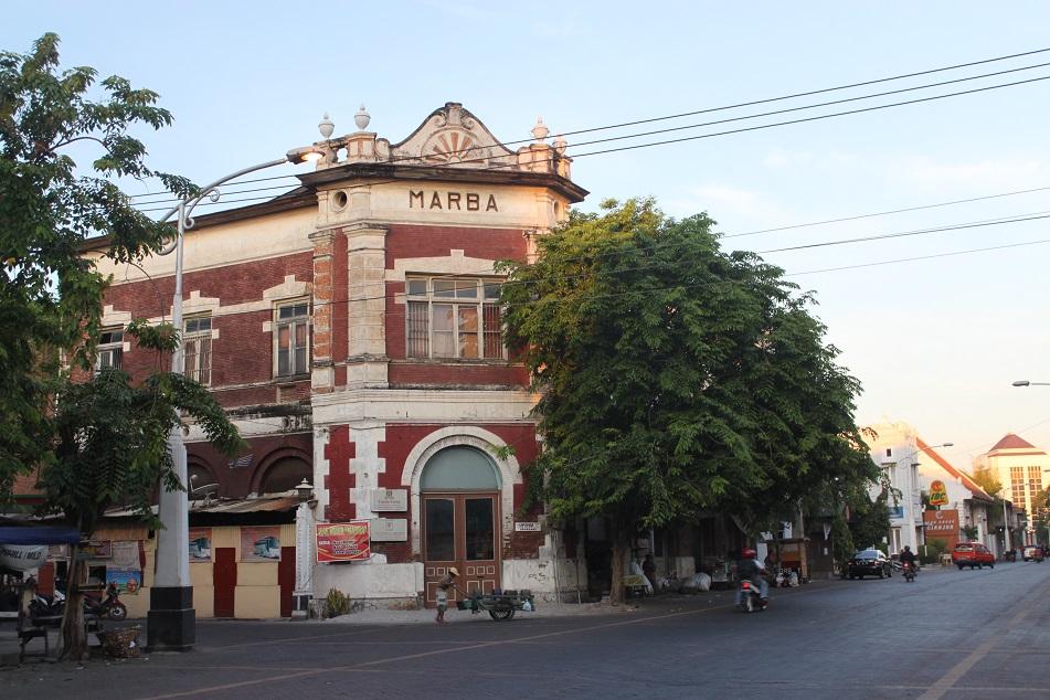Marba Building, Built by a Yemeni Merchant