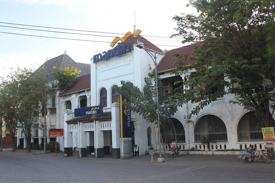 Formerly the Building of Sociëteit De Harmonie