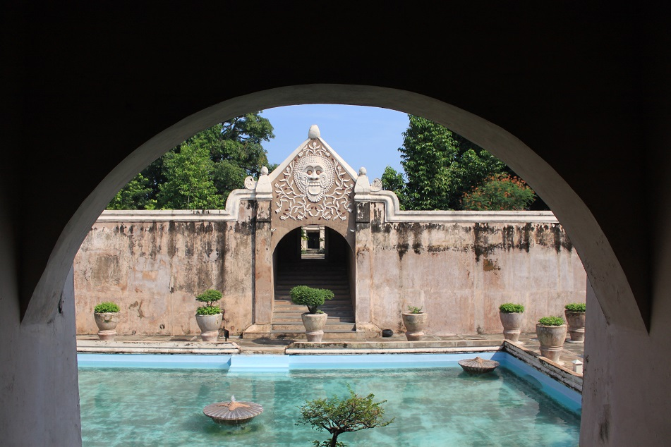 The Enclosed Bathing Complex of Umbul Pasiraman