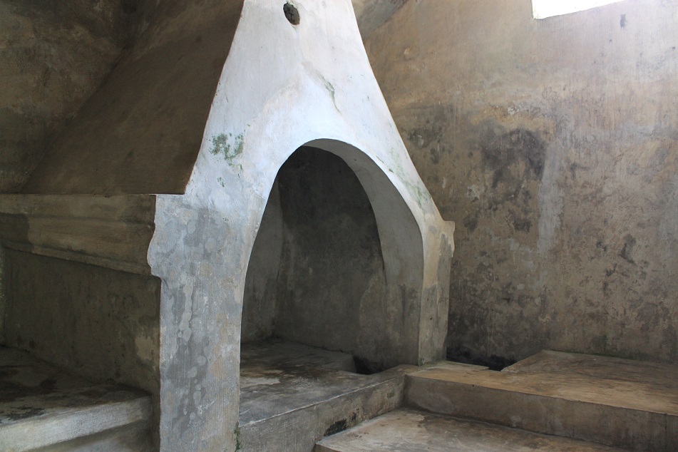 The Ancient Oven