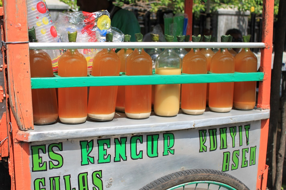 Jamu – Indonesian Herbal Drink