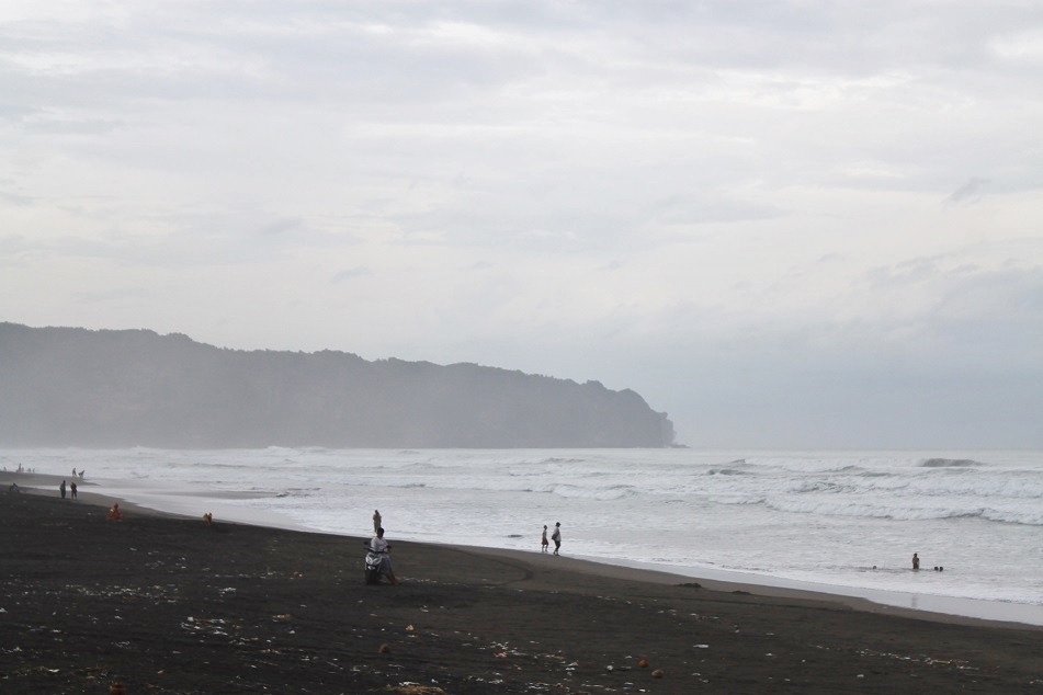 The Rough Sea of Jogja