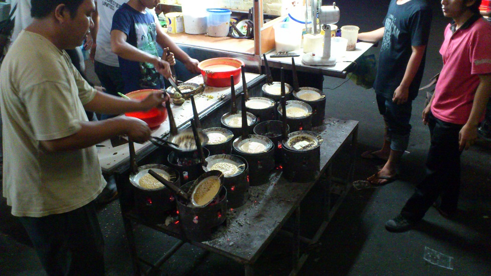 Pancakes, à la Medan