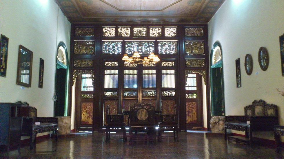 One of the Main Rooms in the Mansion