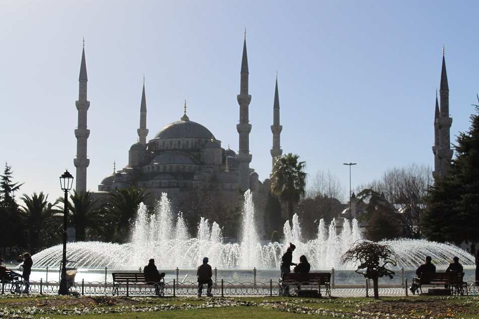 The Glorious Blue Mosque