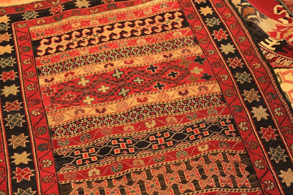 Phases of Life as Depicted in A Beautiful Rug from the Heart of Anatolia