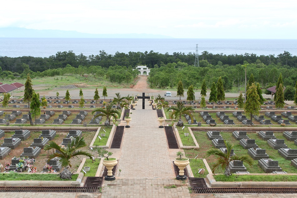 Metinaro Heroes Cemetery