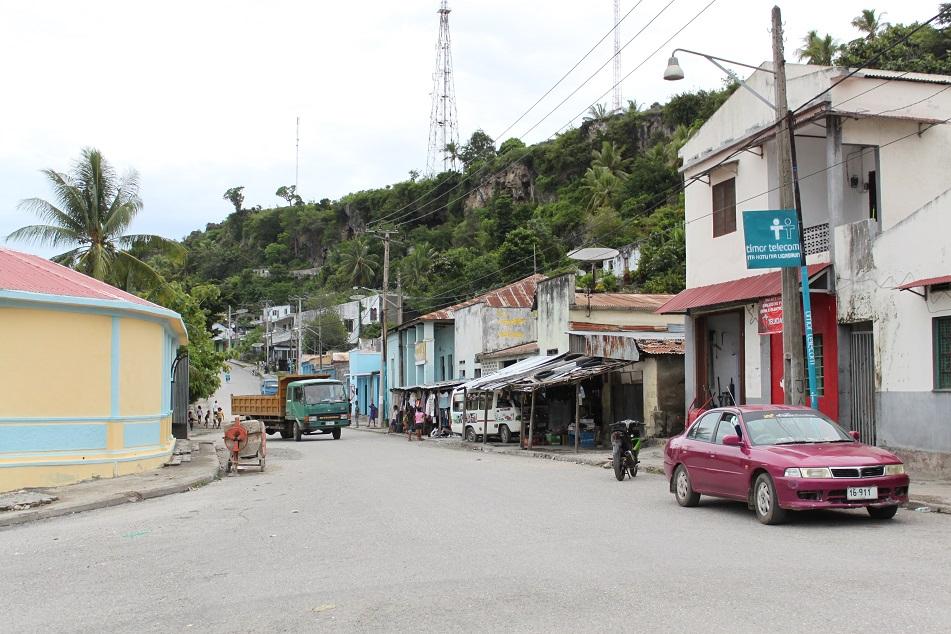 Baucau's Kota Lama