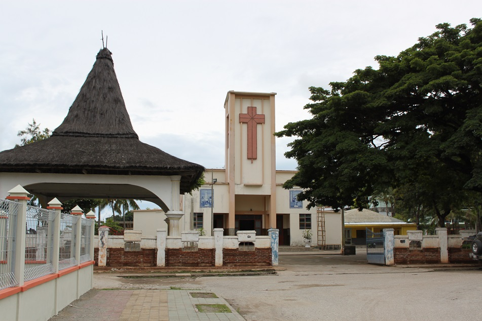 The Main Church of Baucau