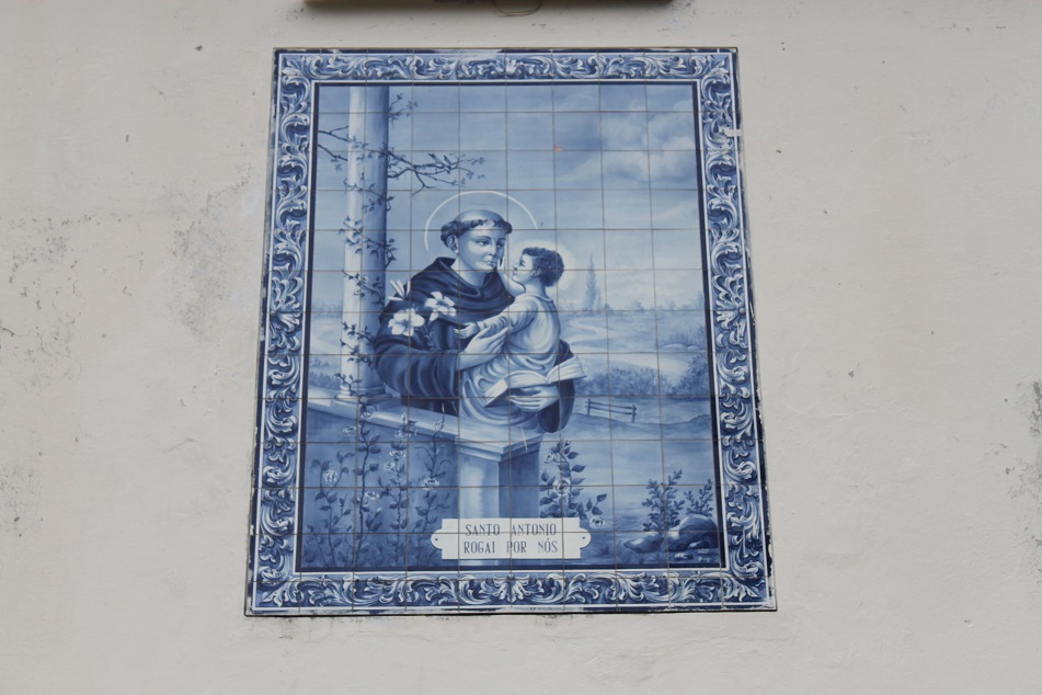 An Indonesian-Designed Portuguese-Modeled Azulejo