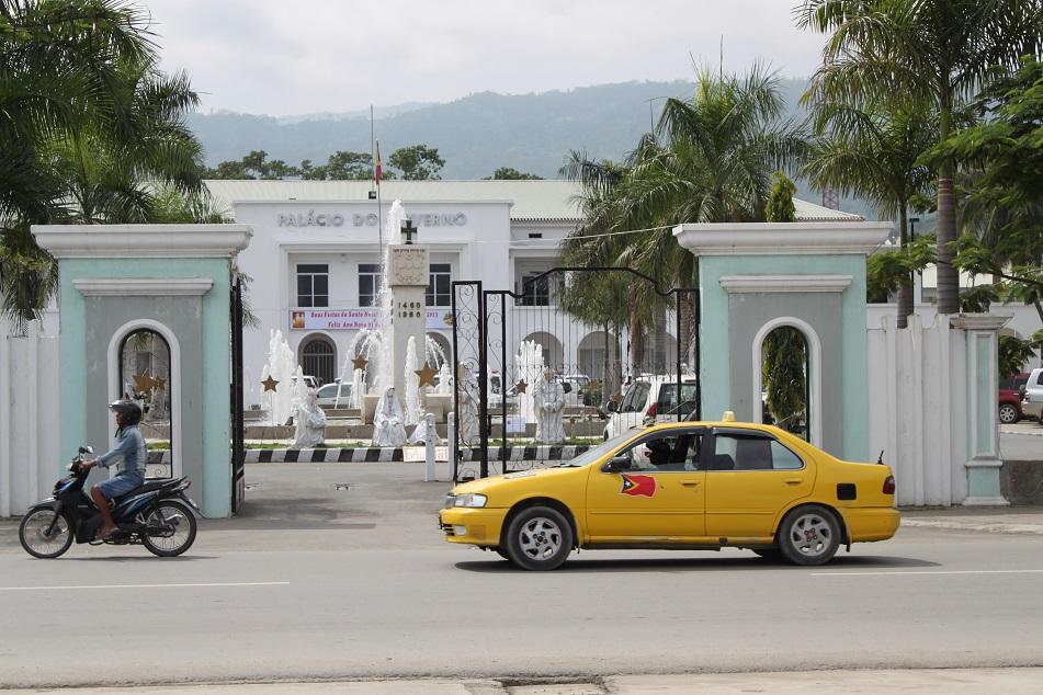 Timor-Leste's Palácio do Governo