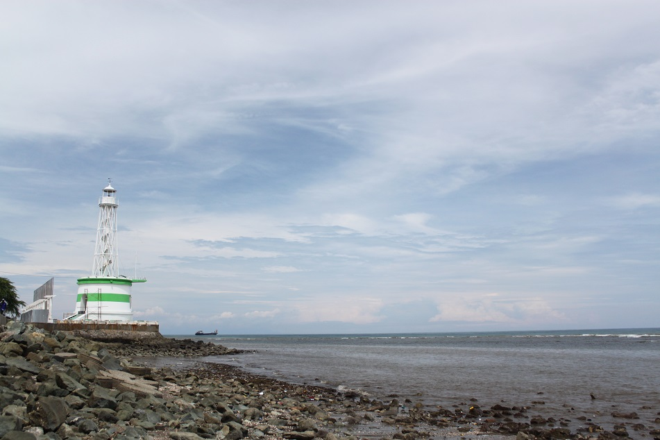 A Lighthouse at Dili's Waterfront