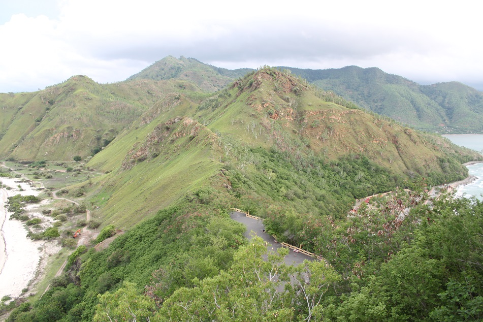 Rugged Terrains of Timor-Leste