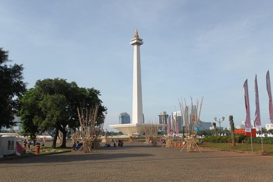 Monas (Monumen Nasional) – Jakarta's Focal Point