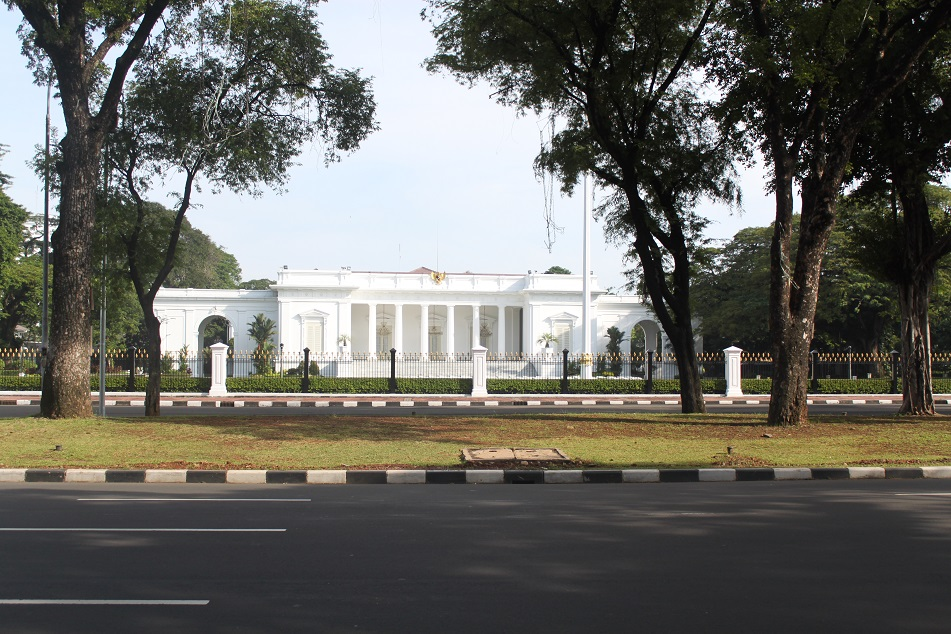 Istana Merdeka (Independence Palace) – One of Indonesia's Six Presidential Palaces