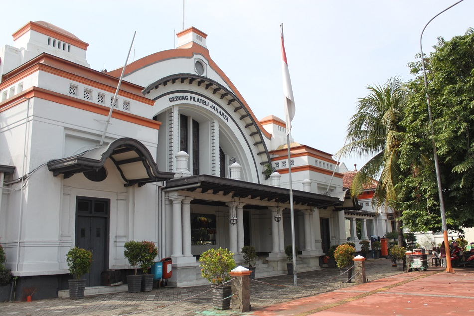 Jakarta Philately Building