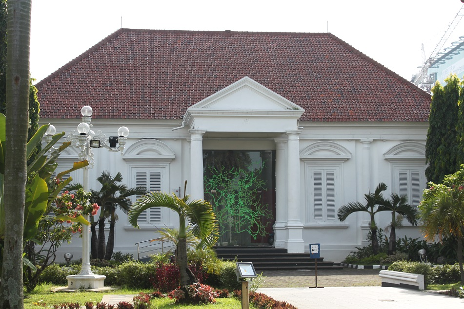 The National Gallery of Indonesia
