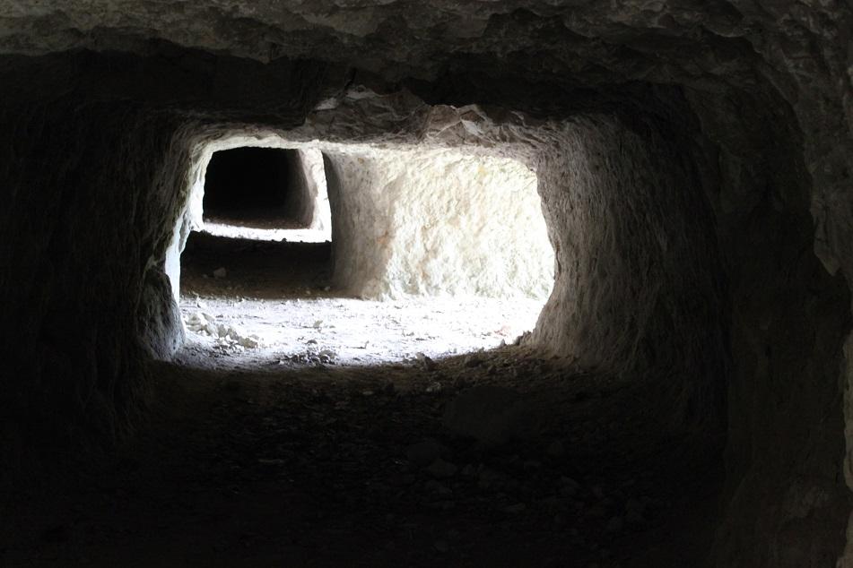 Gua Tujuh's Cavernous Interior