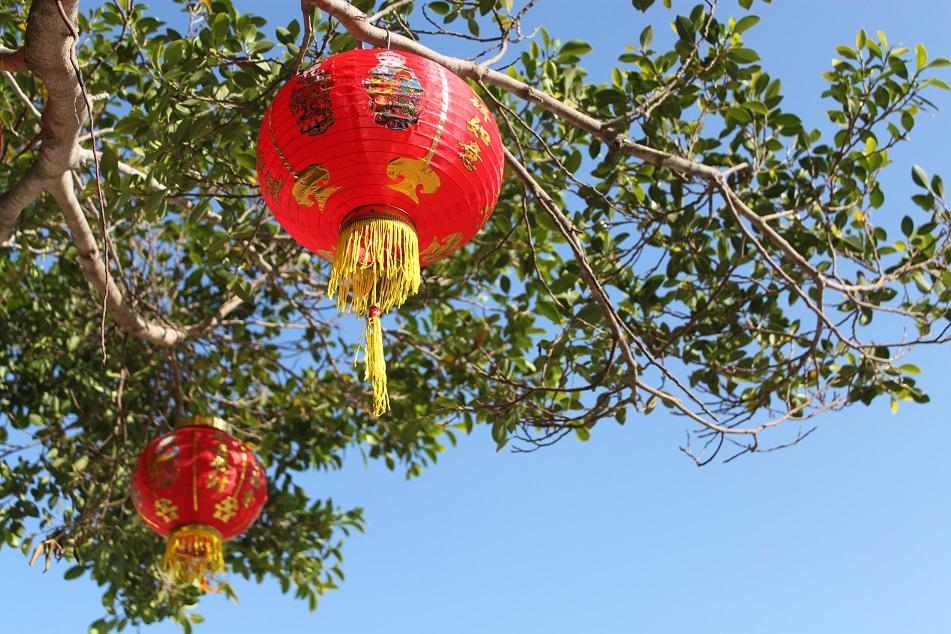 Chinese Lanterns, Lai Chi Wo