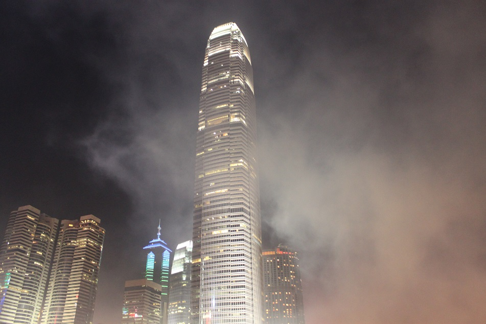 The Smoke over Two IFC