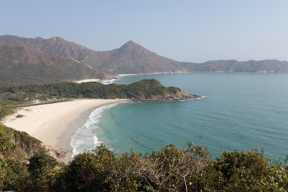 From Near to Far: Ham Tin Wan, Tai Wan, Tung Wan