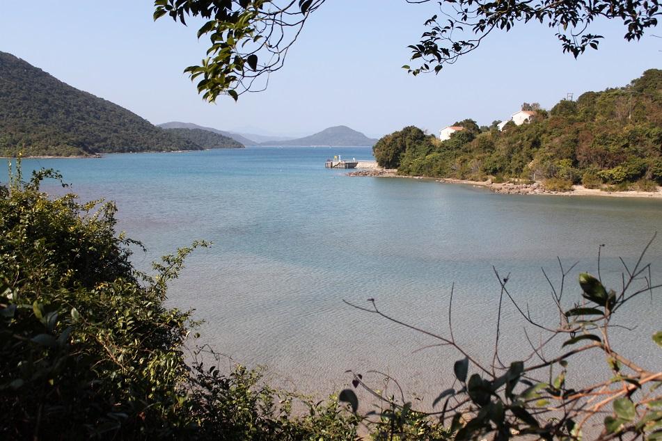 Overlooking Chek Keng